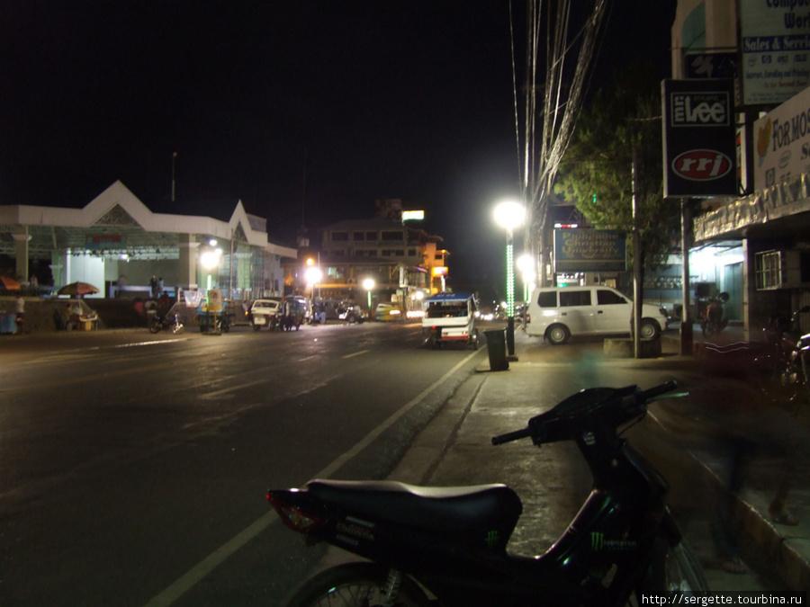 Ночные улицы ПП