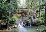 Террасы водопада Tad Se
