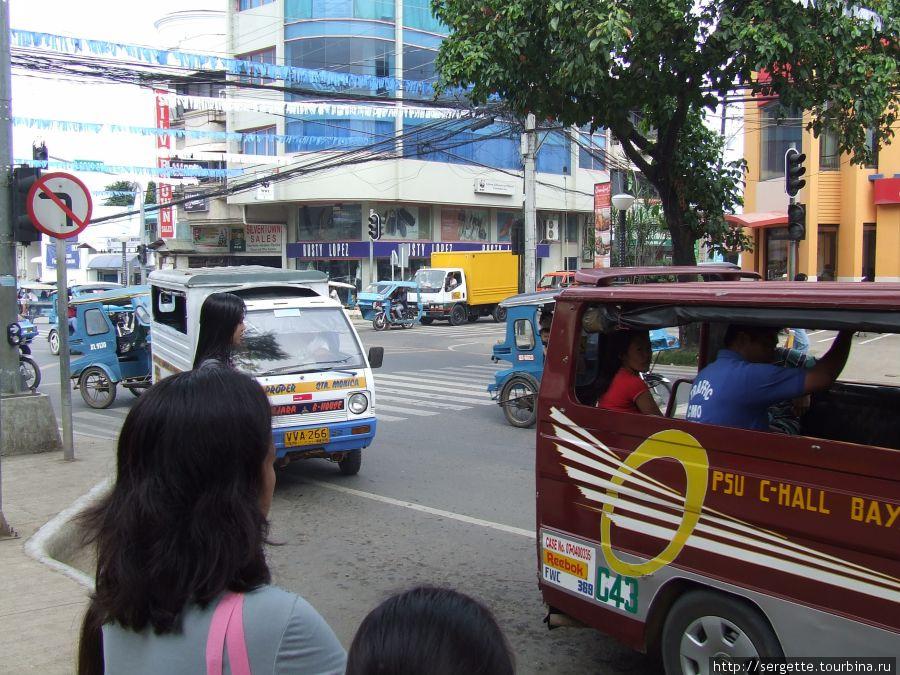 Улицы ПП