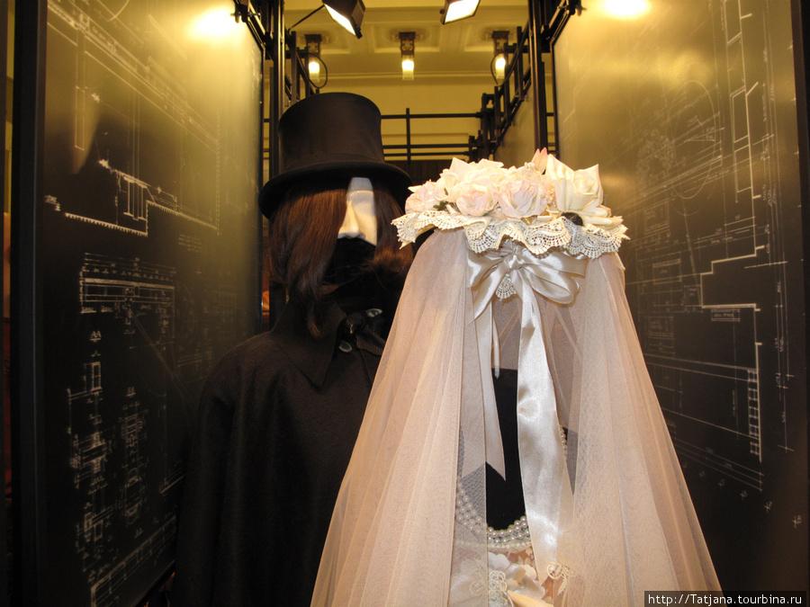 и только нос у гоголя торчал... и о женитьбе всех оповещал...