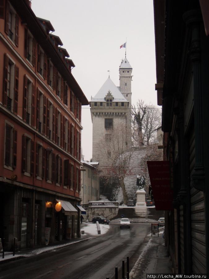 Сhateau des Ducs de Savoie
