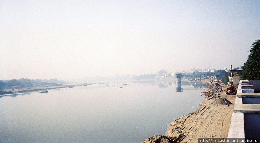 Река Сабармати