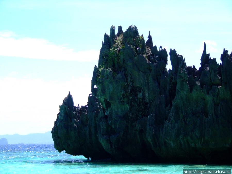 Фантастические скалы