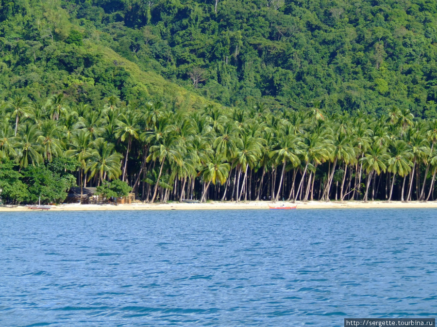 Пляжи Коронг Коронг
