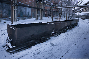 Вагонетки. Почти на каждом дачном участке можно встретить такую вагонетку, которую используют в качестве бассейна (сам после бани купался в такой).