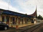 Вокзал города Паданг-Паджанг