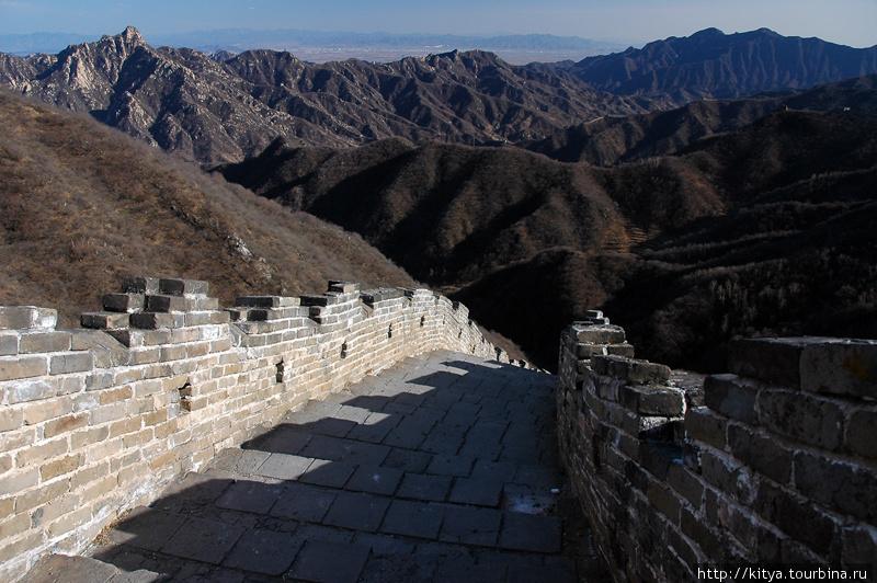 Отреставрированная стена