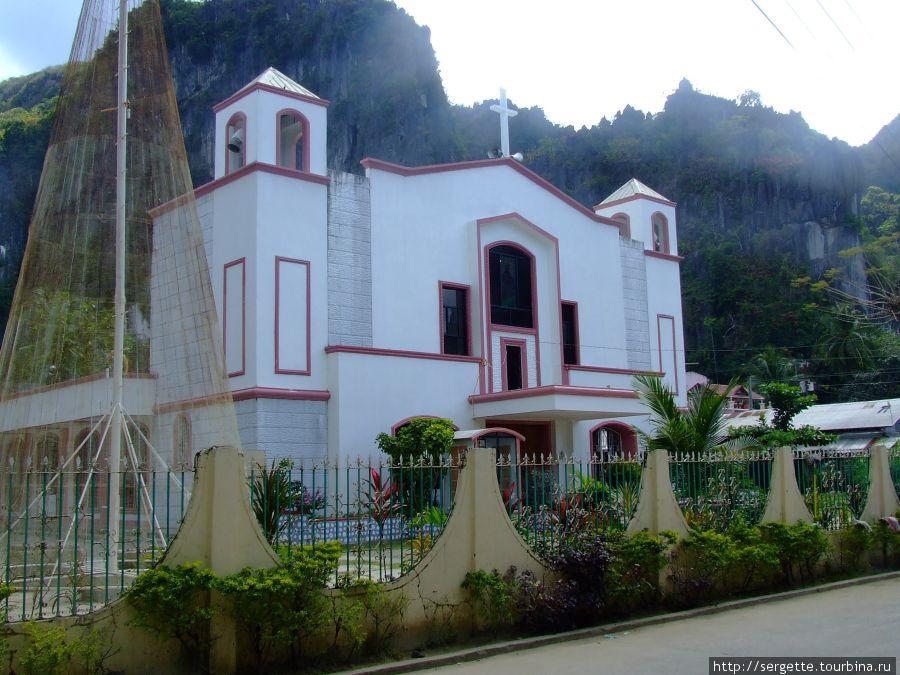 Местная католическая церковь