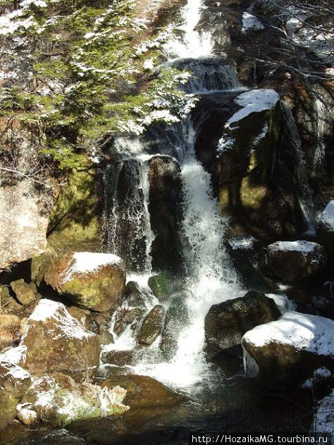 Водопад Риузу (