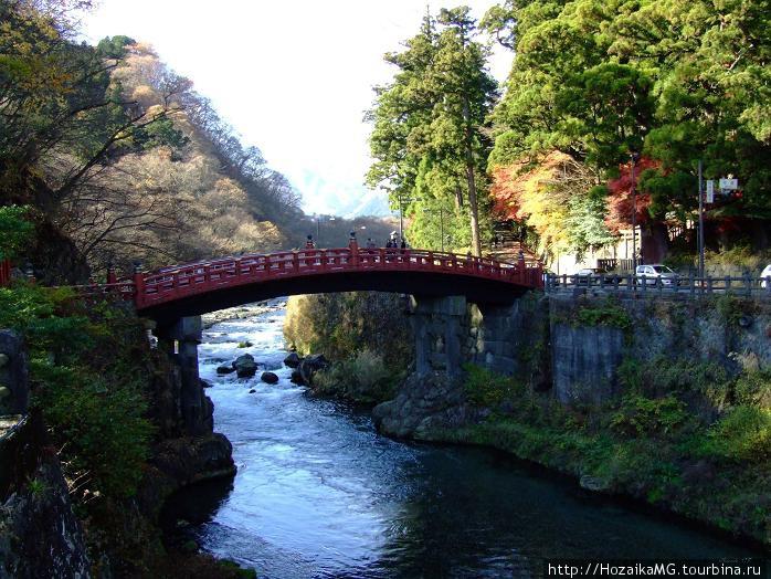 Священный мост Синкё