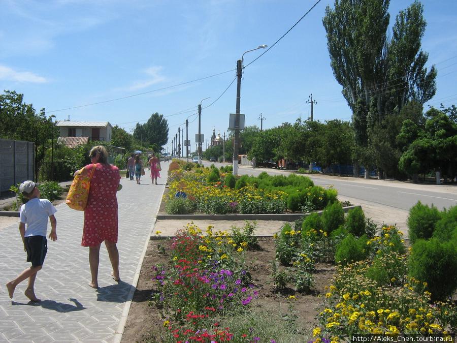 Поселок Кирилловка