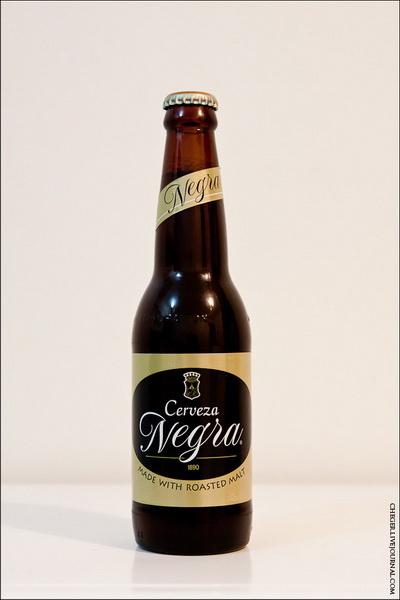 Cerveza Negra  Тип: темное Крепость: 5% Стоимость: 36 песо Комментарий: пока что лучшее пиво, которое я пробовал на Филиппинах, плотный вкус, приятно горчит, очень насыщенный свет Рейтинг: 7