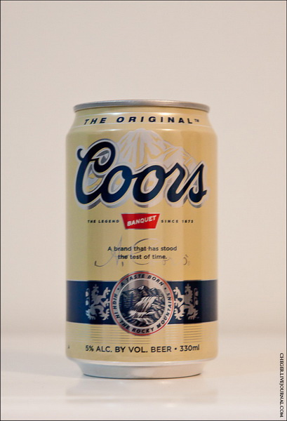 Coors Тип: светлое Крепость: 5 % Стоимость: 27 песо Комментарий: неплохое пиво, одно из лучших светлых тут. Правда не дотягивает до американского Coors, которое мне довелось пробовать в Калифорнии. В отличии других сортов пива, не такое газированное, что мне лично нравится, а то кажется что пьешь боржом, а не пиво Рейтинг: 5
