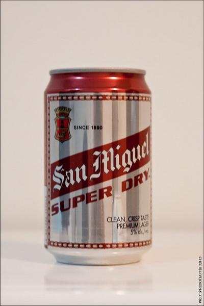 San Miguel Extra Dry Тип: lager Крепость: 5 % Стоимость: 34 песо Комментарий: неплохое пиво, на вкус сильно напоминает наше окское. Пить отлично с какой-нибудь сильно соленой закуской. Немного сладковато. Рейтинг: 5