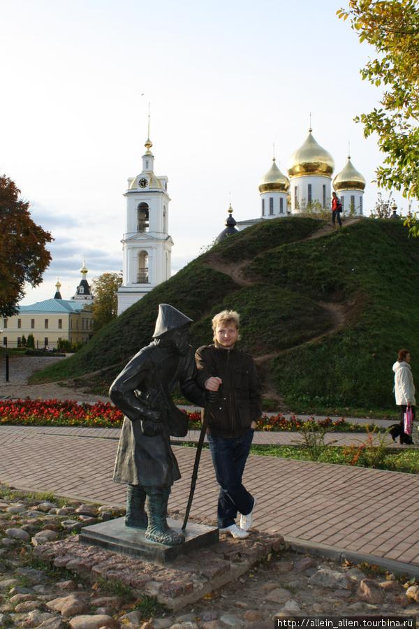 Пешеходная улица Кропоткинская