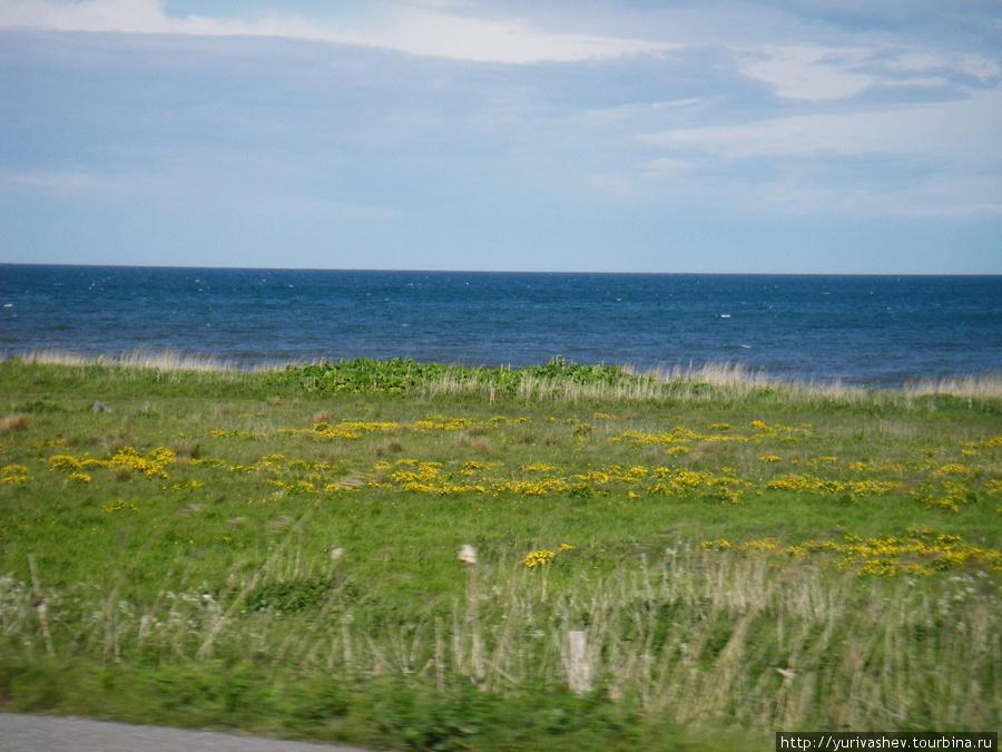 Балтийское море у Скагена