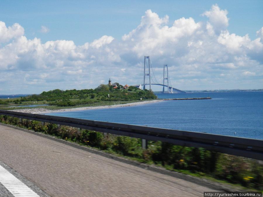 Мост через пролив Большой Бельт