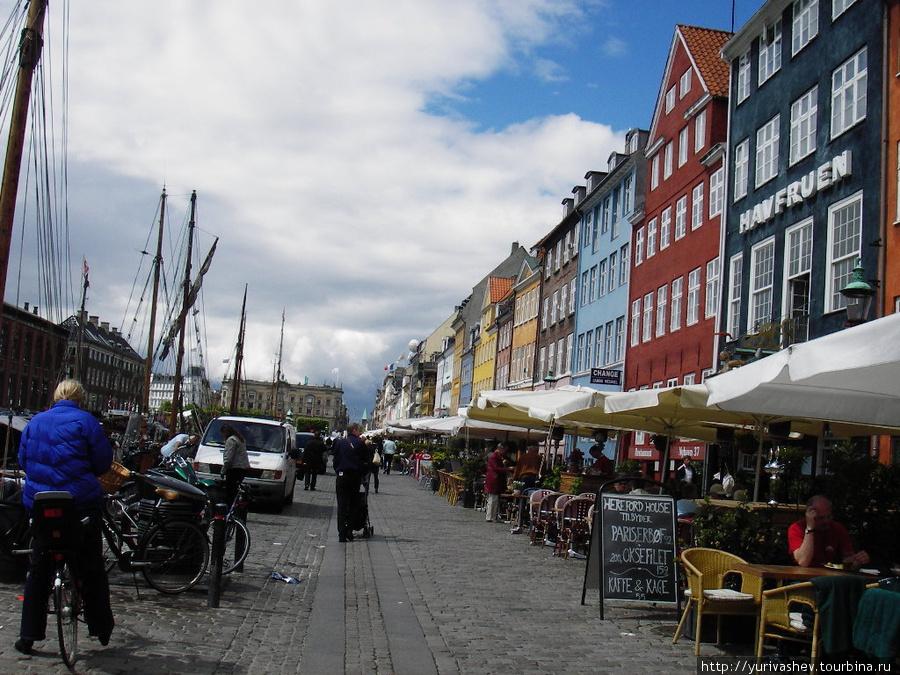 Копенгаген, Нюхавн