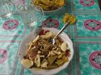 Местная еда