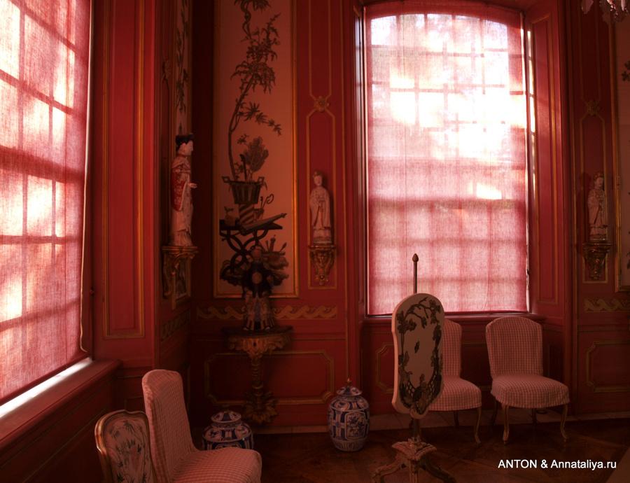 Одна из комнат Китайского павильона