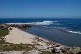 4. Самая дальняя от причала часть острова, дальше только безграничные просторы Индийского океана.