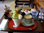 Мороженное из зеленого чая!