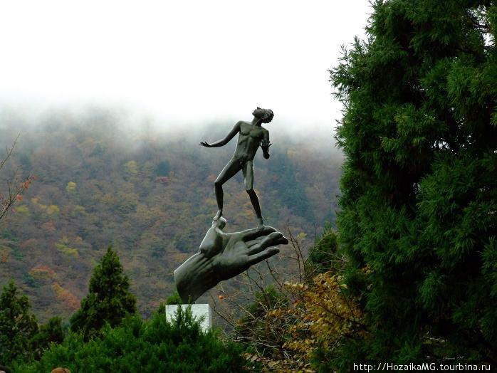 Скульптура ...