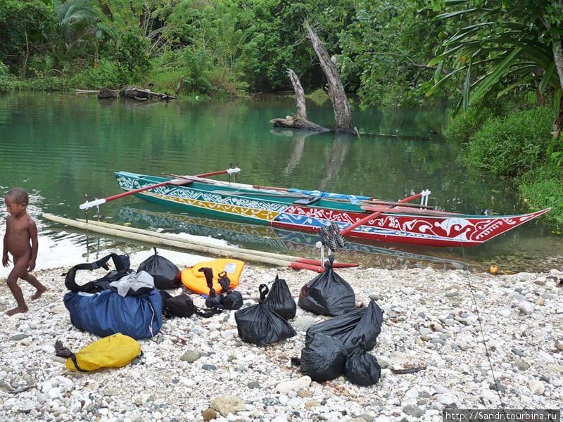 Румайро в деревне Мусу | Провинция Сандаун, ПНГ
