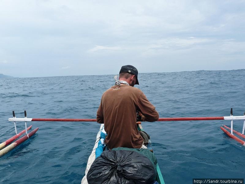 Румайро в спокойном море