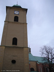 Г. Жешув, Польша. Церковь Святого Станислава или Фарный костел