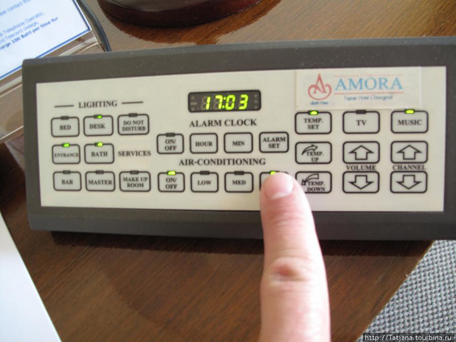 электроника в номере