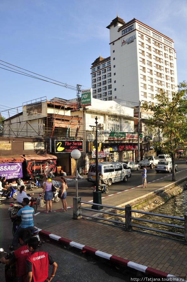 отель Амора Чиангмай, Таиланд