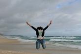 11. Некоторым людям на Mandalay Beach «сносит крышу» ;)