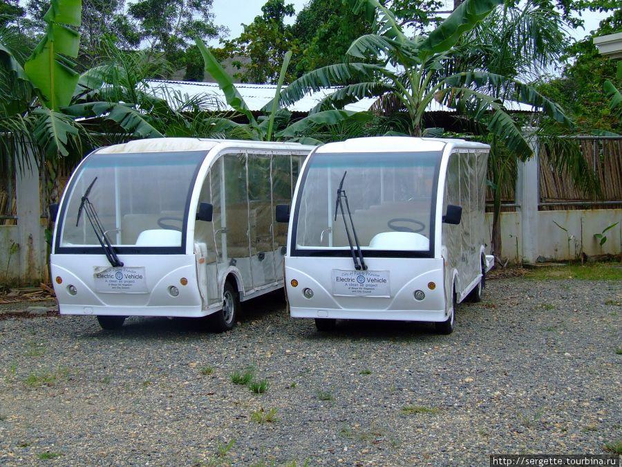 Электробусы — будущее Пуэрто Принцессы