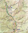 Наш маршрут на этот день: Сианг — Тал