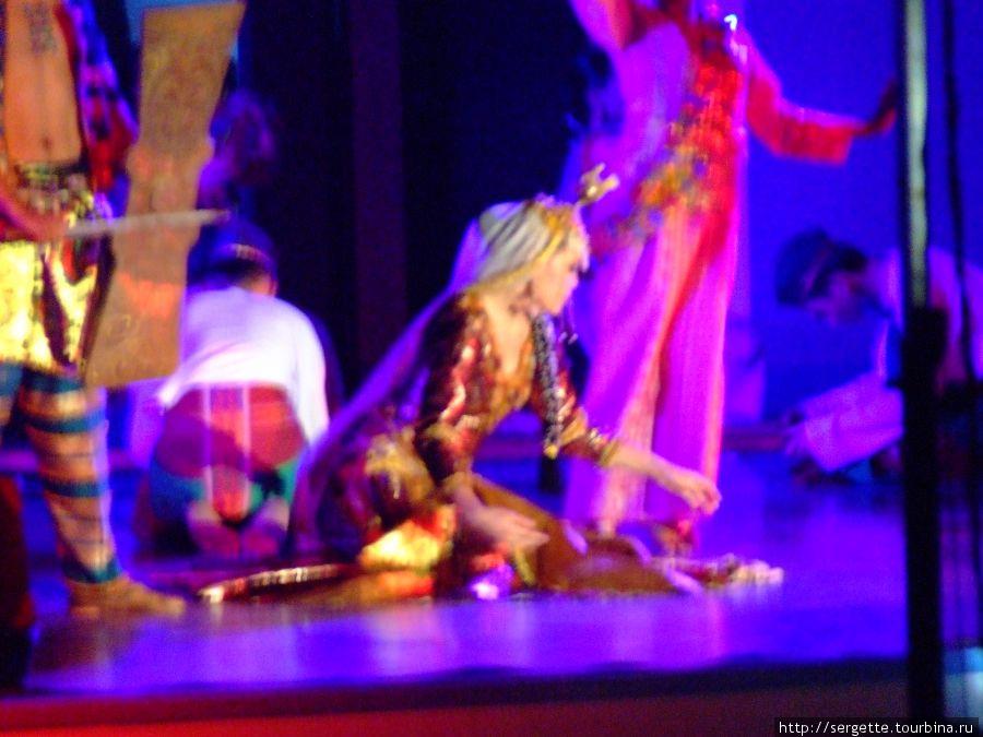 Национальный танец. Королевский танец