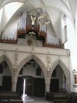 г. Тарнув, Польша. 20.02.2011 года. Кафедральный собор. Орган собора был установлен в 1897 году