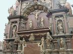 г. Тарнув, Польша. 20.02.2011 года. Кафедральный собор. Надгробный памятник Яну Тарнувскому умершему в 1561 году. Под памятником находится склеп семьи Тарнувских