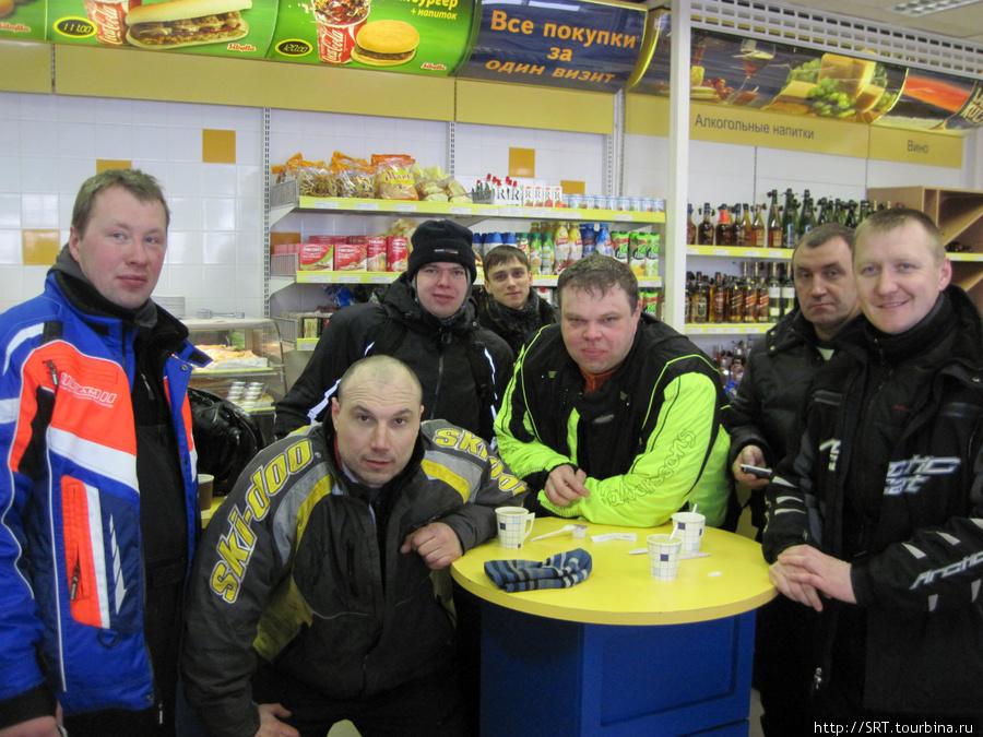 Встреча Москва-Питер-Новгород