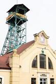 г. Бохня, Польша. Соляная шахта Бохни. Главный вход на самую старую шахту в Бохне