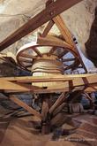 г. Бохня, Польша. Соляная шахта Бохни. Приспособление для дробления и размола соли