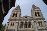 А это уже церковь святого Иосифа (или Джозефа)