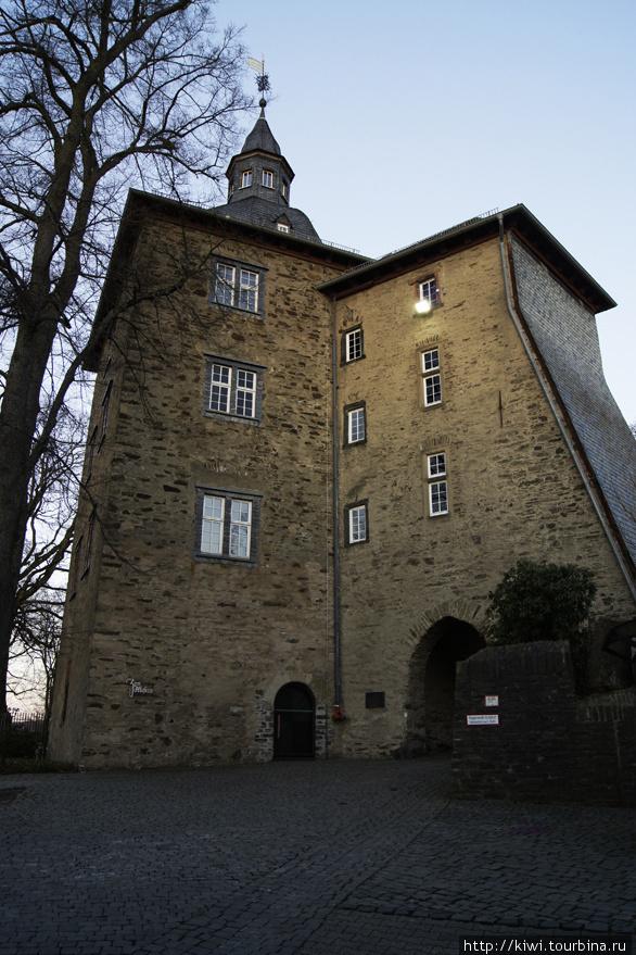 Верхний замок в Зигене