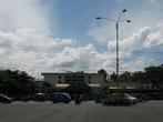 Центральный ж.д.вокзал (а всего в городе три станции ж.д.) Привокзальная площадь