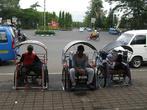 Педальные рикши еще сохранились