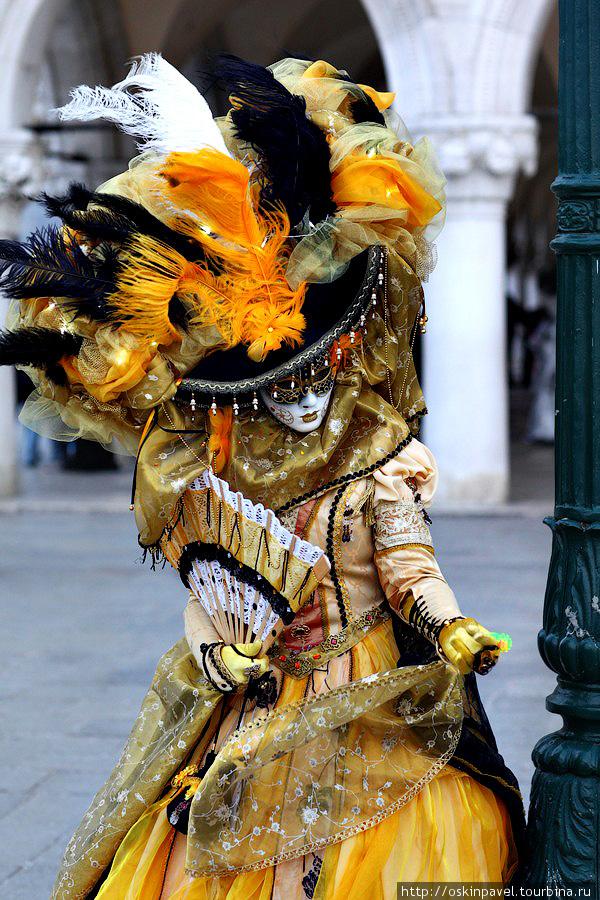 Всегда быть в Маске — судьба моя.... Венеция, Италия