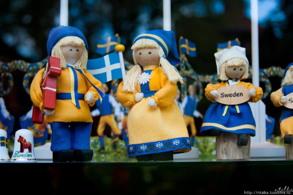 Швеция что привезти в подарок фото