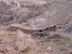 Одна из бедуинских стоянок для отдыха