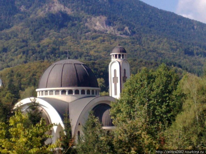Православный храм-20 минут пешком