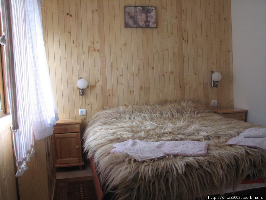 Номера стандартные-отель Елица-Пампорово